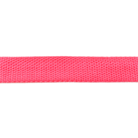 Bag Handles and Straps Webbing Fuchsia Pink Polypropylene 25mm 1 inch Wide Polypro Strapping Per Metre