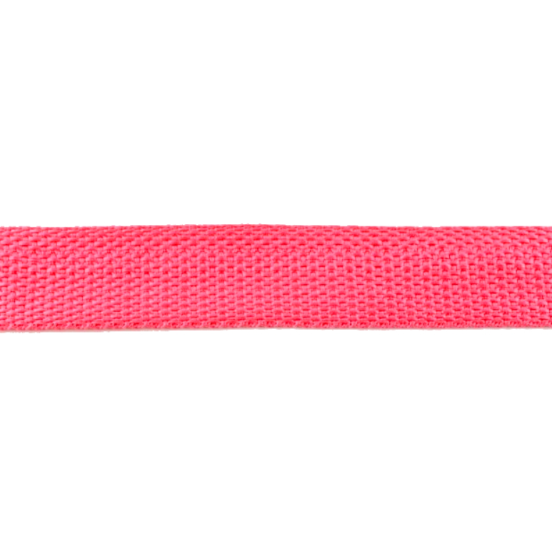 Bag Handles and Straps Webbing Fuchsia Pink Polypropylene 25mm 1 inch Wide