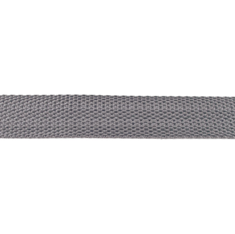 Bag Handles and Straps Webbing Charcoal Grey Polypropylene 25mm 1 inch Wide