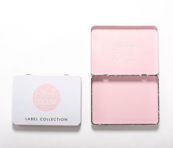 PRE-ORDER FOR LATE JANUARY Kylie and the Machine Label Collector's Tin - LABELS NOT INCLUDED