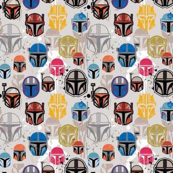 Star Wars Mandalorian Helmets Helmet Armour Cotton Fabric
