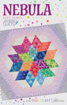 Jaybird Quilts Nebula Quilt Pattern - PATTERN ONLY