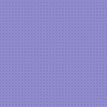 Cross Stitch Lilac Alison Glass A9254-P Cotton Fabric