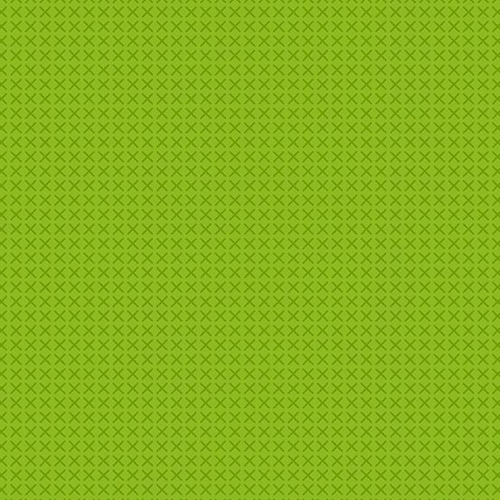 Cross Stitch Garden Alison Glass A9254-G1 Cotton Fabric
