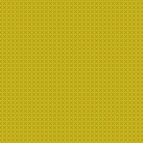 Cross Stitch Library Alison Glass A9254-V Cotton Fabric
