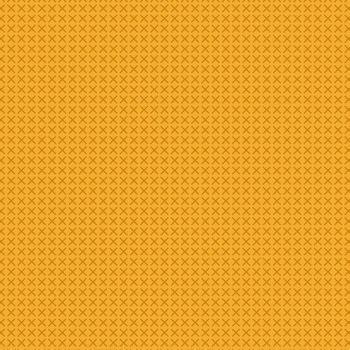 Cross Stitch Mustard Alison Glass A9254-Y2 Cotton Fabric