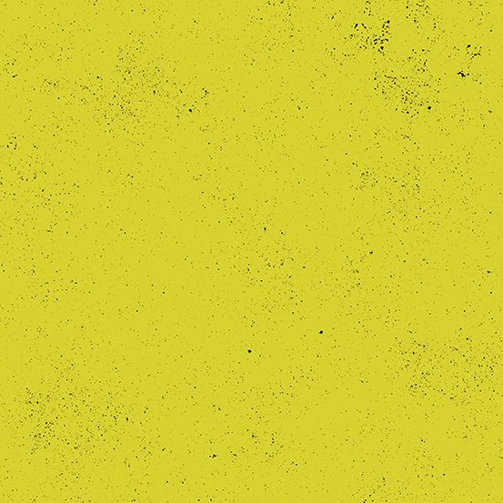 Spectrastatic II Chartreuse A9248-V Speckle Blender Giucy Giuce Cotton Fabr