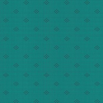 Entwine Woven Yarn-Dye Dobby Intersect Teal WV-INTERSECT-T Giucy Giuce Cotton Fabric