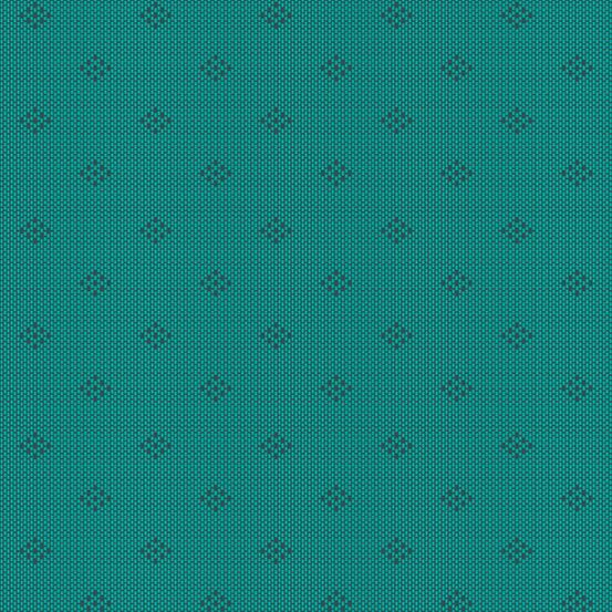 Entwine Woven Yarn-Dye Dobby Intersect Teal WV-INTERSECT-T Giucy Giuce Cott