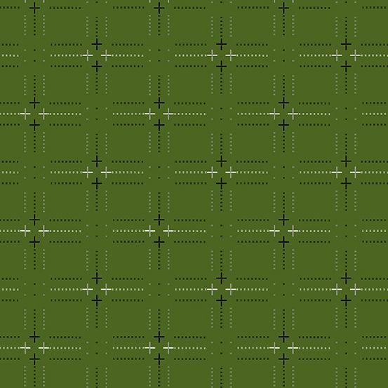 Entwine Woven Yarn-Dye Dobby Plus Verdant WV-PLUS-G Giucy Giuce Cotton Fabr
