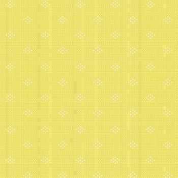 Entwine Woven Yarn-Dye Dobby Intersect Lemon WV-INTERSECT-Y Giucy Giuce Cotton Fabric