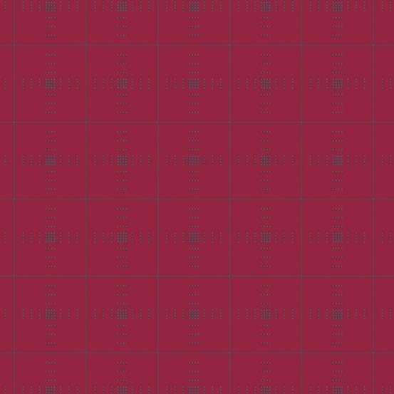 Entwine Woven Yarn-Dye Dobby Plaid Ruby WV-PLAID-R Giucy Giuce Cotton Fabri
