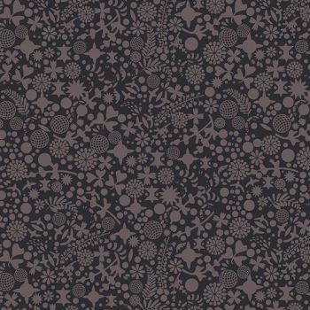 Art Theory Party Endpaper Night Alison Glass A9706-C Cotton Fabric