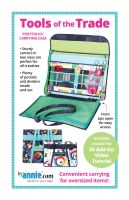 PRE-ORDER By Annie Tools of the Trade Pattern