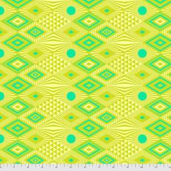 PRE-ORDER Tula Pink Daydreamer Lucy Pineapple Cotton Fabric
