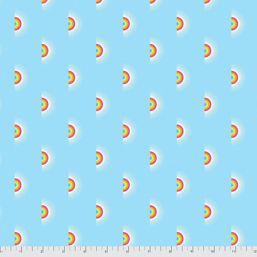 PRE-ORDER Tula Pink Daydreamer Sundaze Cloud Cotton Fabric