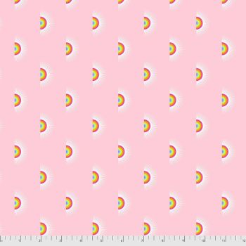 PRE-ORDER Tula Pink Daydreamer Sundaze Guava Cotton Fabric