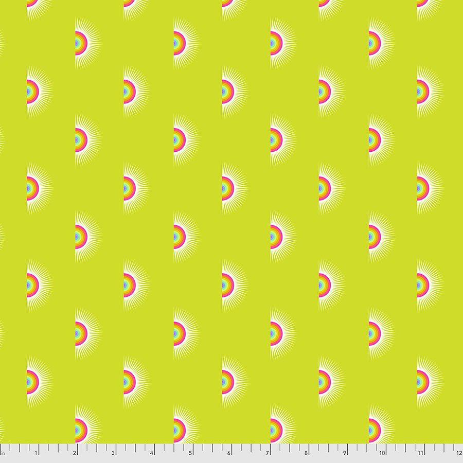PRE-ORDER Tula Pink Daydreamer Sundaze Pineapple Cotton Fabric