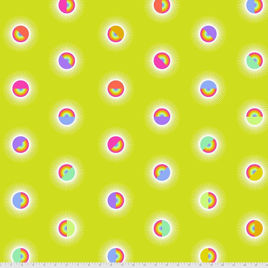 PRE-ORDER Tula Pink Daydreamer Saturdaze Pineapple Quilt Backing 108