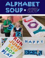 Jaybird Quilts Alphabet Soup