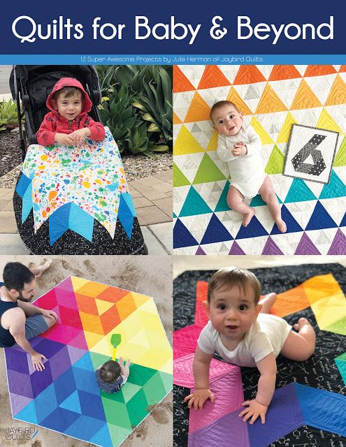 Jaybird Quilts for Baby and Beyond