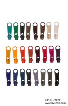 By Annie Zipper Pull Set - Fall 24 Pieces