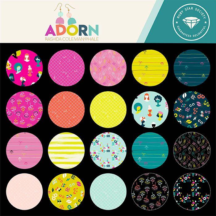 Adorn Fabric By Rashida Coleman-Hale