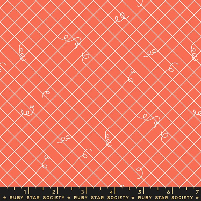 Adorn Broken Ties Blend Tangerine Dream Ruby Star Society Rashida Coleman-H