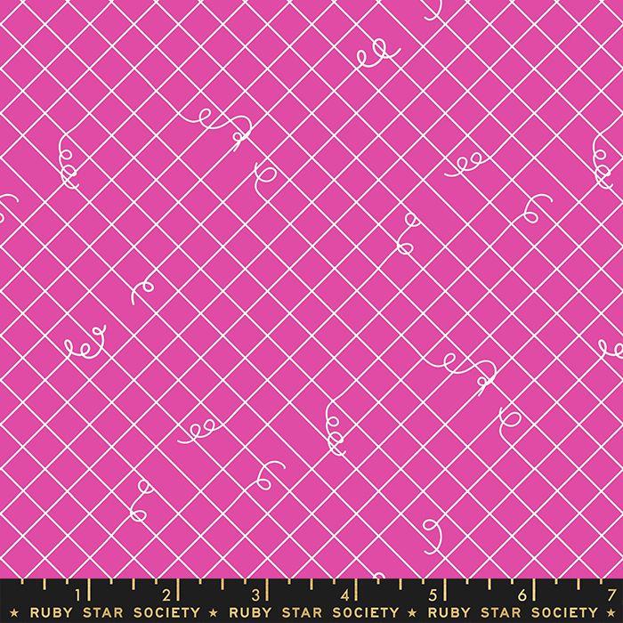 Adorn Broken Ties Blend Berry Ruby Star Society Rashida Coleman-Hale Cotton