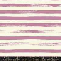 Zip Lupine Geometric Stripe Ruby Star Society Rashida Coleman-Hale Cotton Fabric