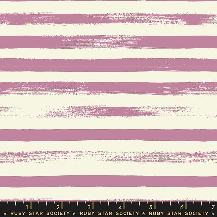 Zip Lupine Geometric Stripe Ruby Star Society Rashida Coleman-Hale Cotton F