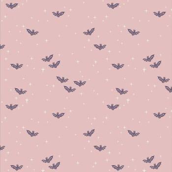 Spooky 'n Sweeter Winging It Bright Bats Hallowe'en Art Gallery Fabrics Cotton Fabric SNS-13024