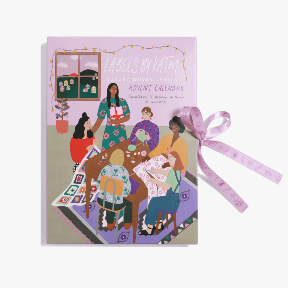 PRE-ORDER Kylie and the Machine Label Advent Calendar