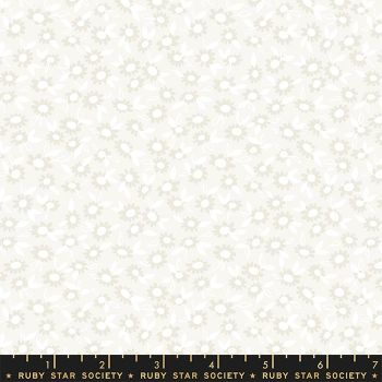Stay Gold Morning Blend Shell Daisy Flower Ruby Star Society Melody Miller Cotton Fabric RS0023 11