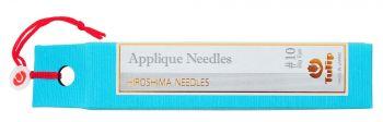 Tulip Japan Hiroshima Big Eye #10 Applique Needles - Pack of 6