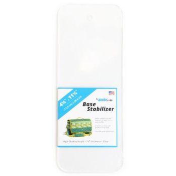 "By Annie Base Stabiliser Acrylic Bag Base BS100 - 4.5"" x 11.25"""