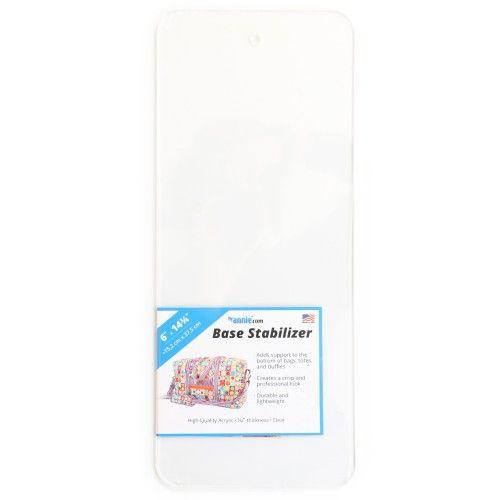 By Annie Base Stabiliser Acrylic Bag Base BS120 - 6