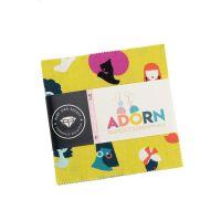 Ruby Star Society Adorn Rashida Coleman-Hale Charm Pack 5 Inch Quilting Squares