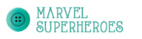 Marvel Superheroes Fabric