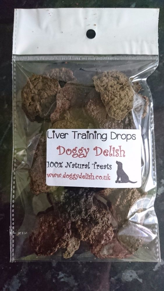 Ox Liver Training Drops