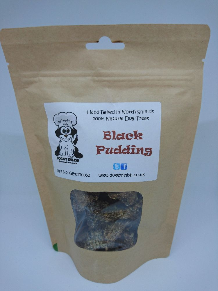 Doggy Delish Natural Treats