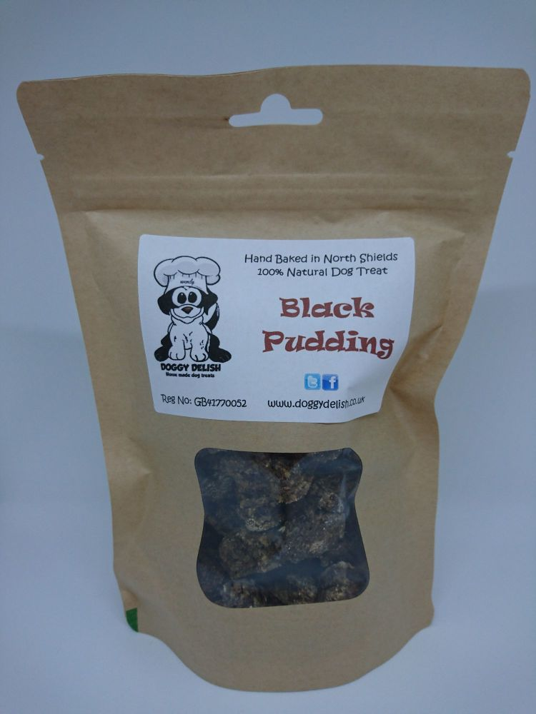 200g Treat Bag Black Pudding