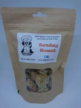 200g Treat Bag Sunday Roast