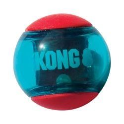 Kong Squeeezz Action Balls (pack of 3) Small