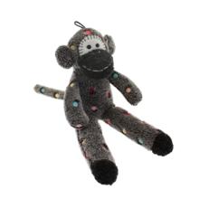 Happy Pet Sock Monkey