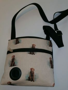 Labrador Walking Bag