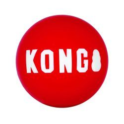 KONG Signature Balls Medium 2pk