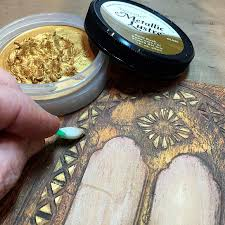 Metallic Lustre Wax