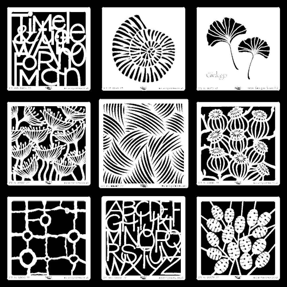 Clarity Stencils