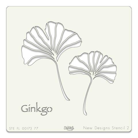 Ginko Leaf 7